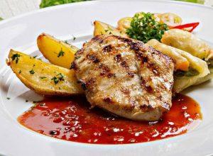 gegrilde kip recept