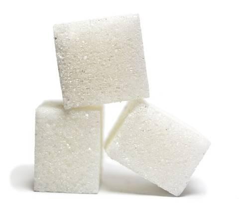 suiker in muesli