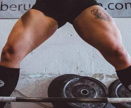 gespierde benen kweken