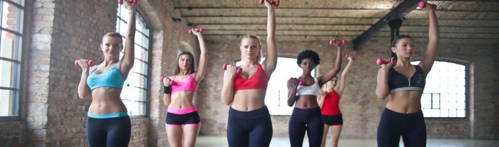 voedingsschema droog trainen vrouwen