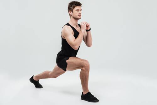 thuis benen trainen